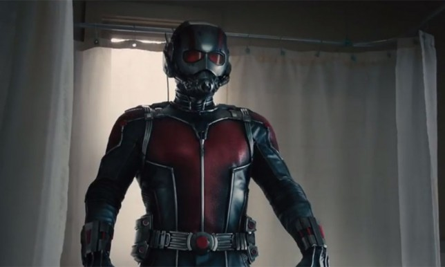 First Ant-Man trailer teases thrills, humour and giant flying insects as Paul Rudd asks: 'Is it too late to change the name?'