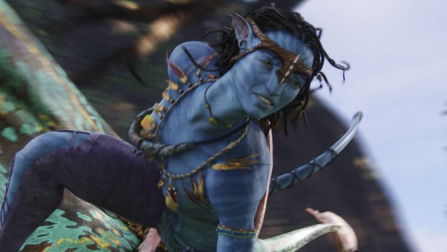 FILM: Avatar (2009) PHOTOGRAPHS TO BE USED SOLELY FOR ADVERTISING, PROMOTION, PUBLICITY OR REVIEWS OF THIS SPECIFIC MOTION PICTURE AND TO REMAIN THE PROPERTY OF THE STUDIO. NOT FOR SALE OR REDISTRIBUTION