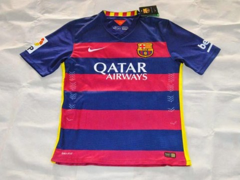 Barcelona kit leak appears to confirm plan to change stripes for hoops