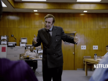 Better Call Saul season 1 is released on Netflix UK in February, but which Breaking Bad stars are back? And who is Jimmy McGill?
