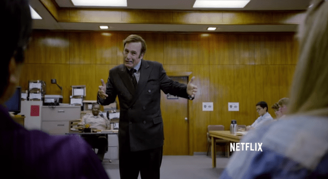 Better Call Saul  (Picture: Netflix)