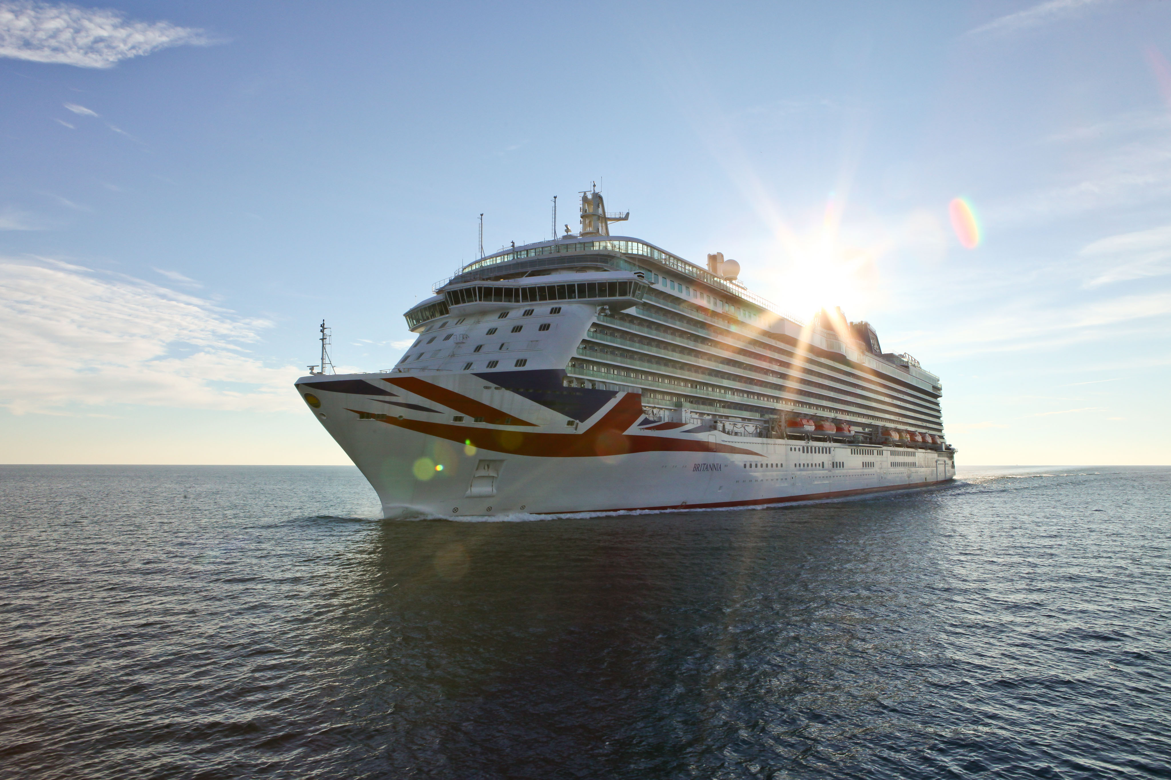 New cruise ships for 2015 – dodgems, waterslides, snowflakes… and James Martin