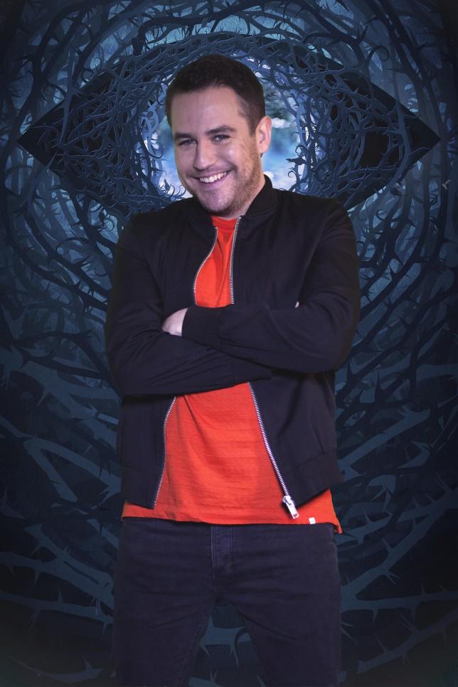 Anthony Kavanagh. Celebrity Big Brother 2015
