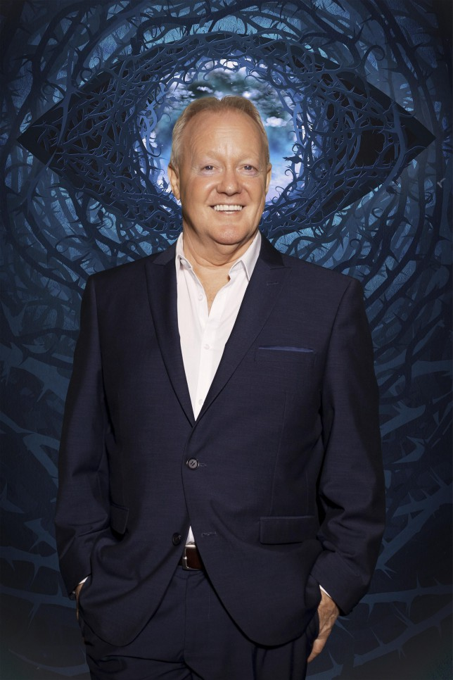 Keith Chegwin: Celebrity Big Brother 2015