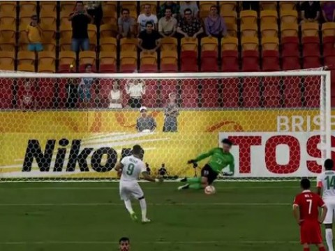 Ball boy hailed in China after telling goalkeeper which way to dive for penalty save in Asian Cup victory