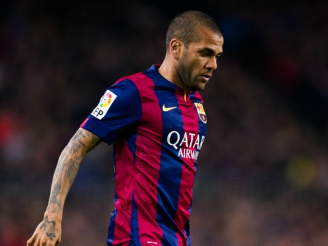 Manchester United 'set to clinch signing of Barcelona star Dani Alves'