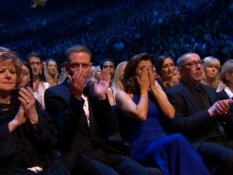 Coronation Street cast brought to tears at National Television Awards as William Roache gives moving Anne Kirkbride tribute