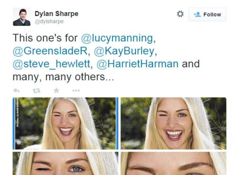 The Sun's head of PR apologises following 'creepy' Page 3 Twitter 'harassment'