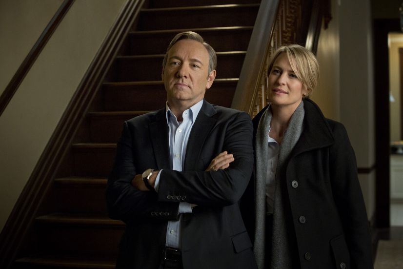 Unsurprisingly, everyone has been pirating House Of Cards season 3