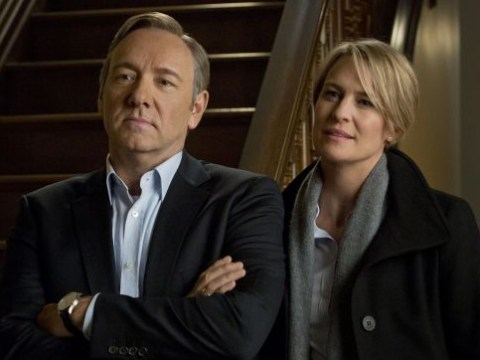 House Of Cards season 3 is released in the UK this month: Can a president get away with murder? We'll see…