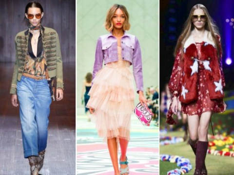 Here are the key spring/summer 2015 fashion trends you need to know about