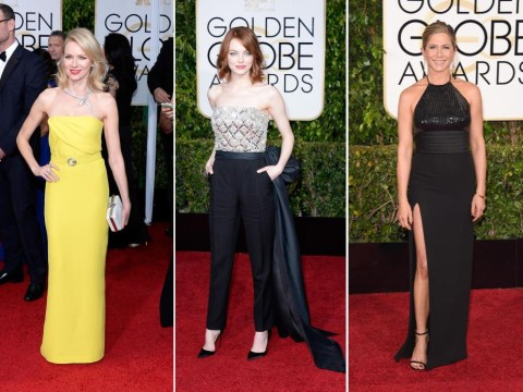 Golden Globes 2015 best and worst dressed, from Amal Clooney to Jennifer Aniston
