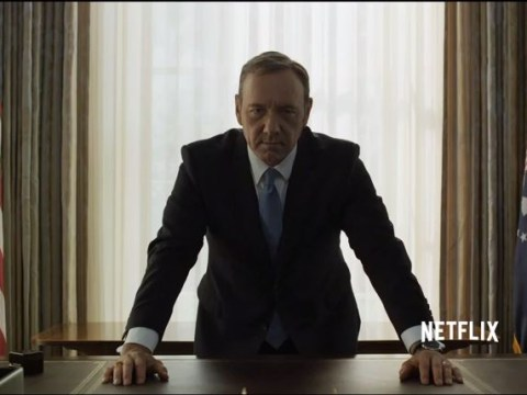 House of Cards season 3 trailer drops as Kevin Spacey picks up best actor Golden Globe