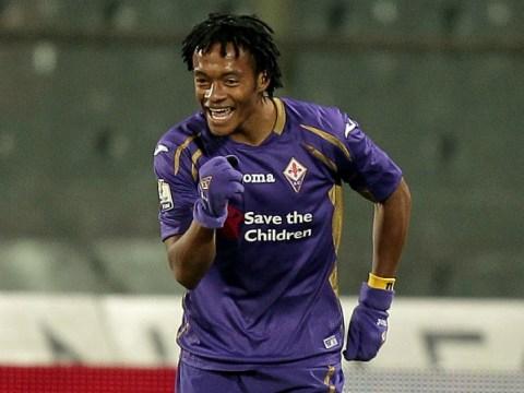 Chelsea 'agree £23m transfer fee to sign Fiorentina's Juan Cuadrado'
