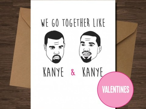 These hip hop Valentine's Day cards are the ONLY way to tell your boo you love them