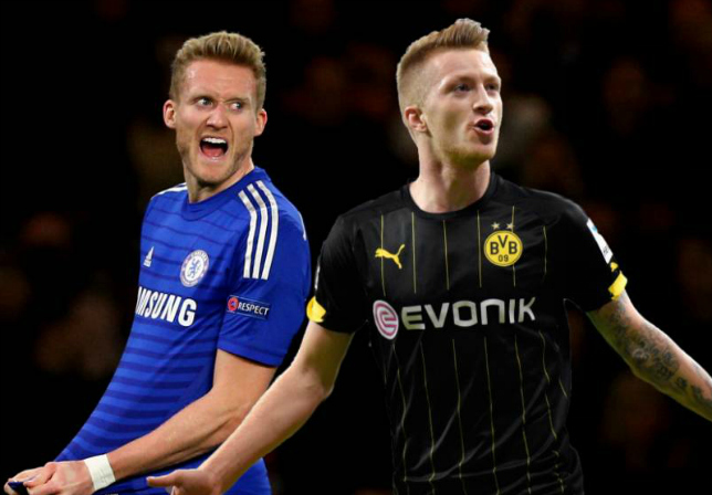 Chelsea close on Marco Reus transfer, will sell Andre Schurrle to fund deal
