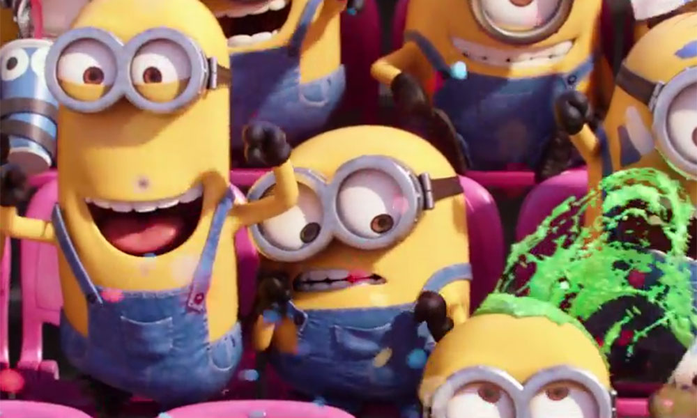 The Superbowl ad for Despicable Me spin-off Minions is as minions-filled as you might expect