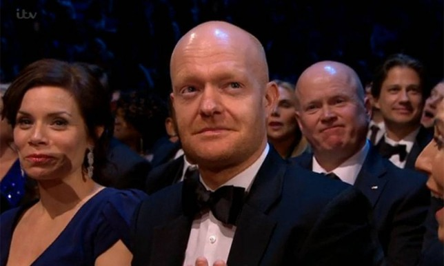 Jake Wood National Television Awards