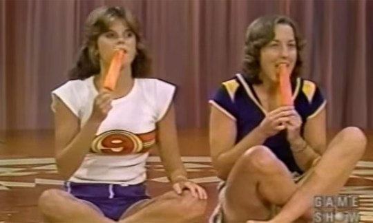 The Gong Show Popsicle Twins