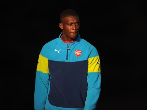 Arsenal's Yaya Sanogo targeted for January transfer window loan deal by Bordeaux