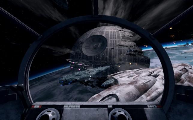 Star Wars: Battle Pod - return of the arcade