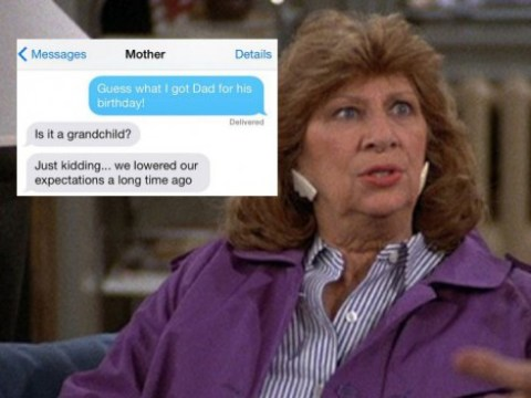 Crazy Jewish Mom is the mother of all pushy mums