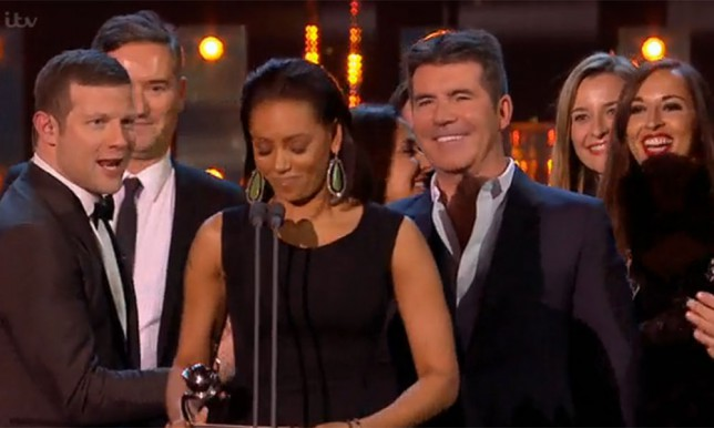National Television Awards The X Factor