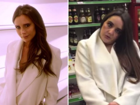 Someone's spoofed that cringe Victoria Beckham Vogue Q&A and it's almost as ridiculous as the real thing. Almost