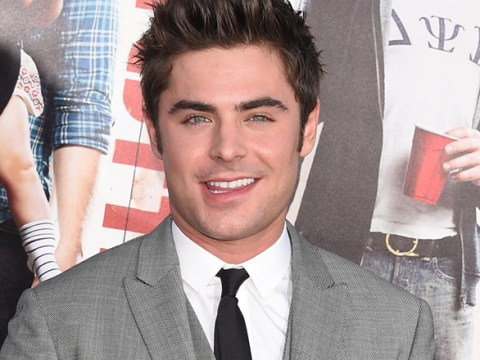Zac Efron shares cute High School Musical throwback pic
