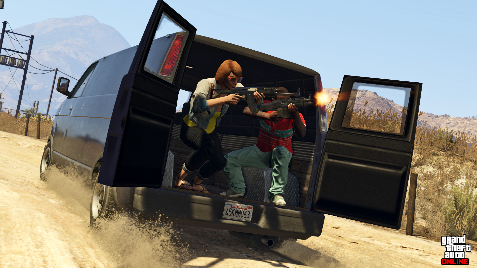 Last gen GTA V will have extra online heist suggest leaks