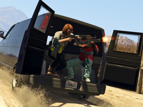 Last gen GTA V will have extra online heist suggest leaks