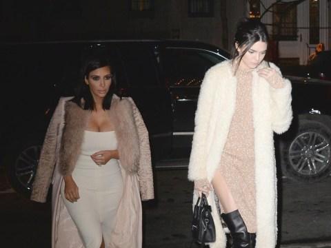 10 times Kim Kardashian made Kendall Jenner look like a giant