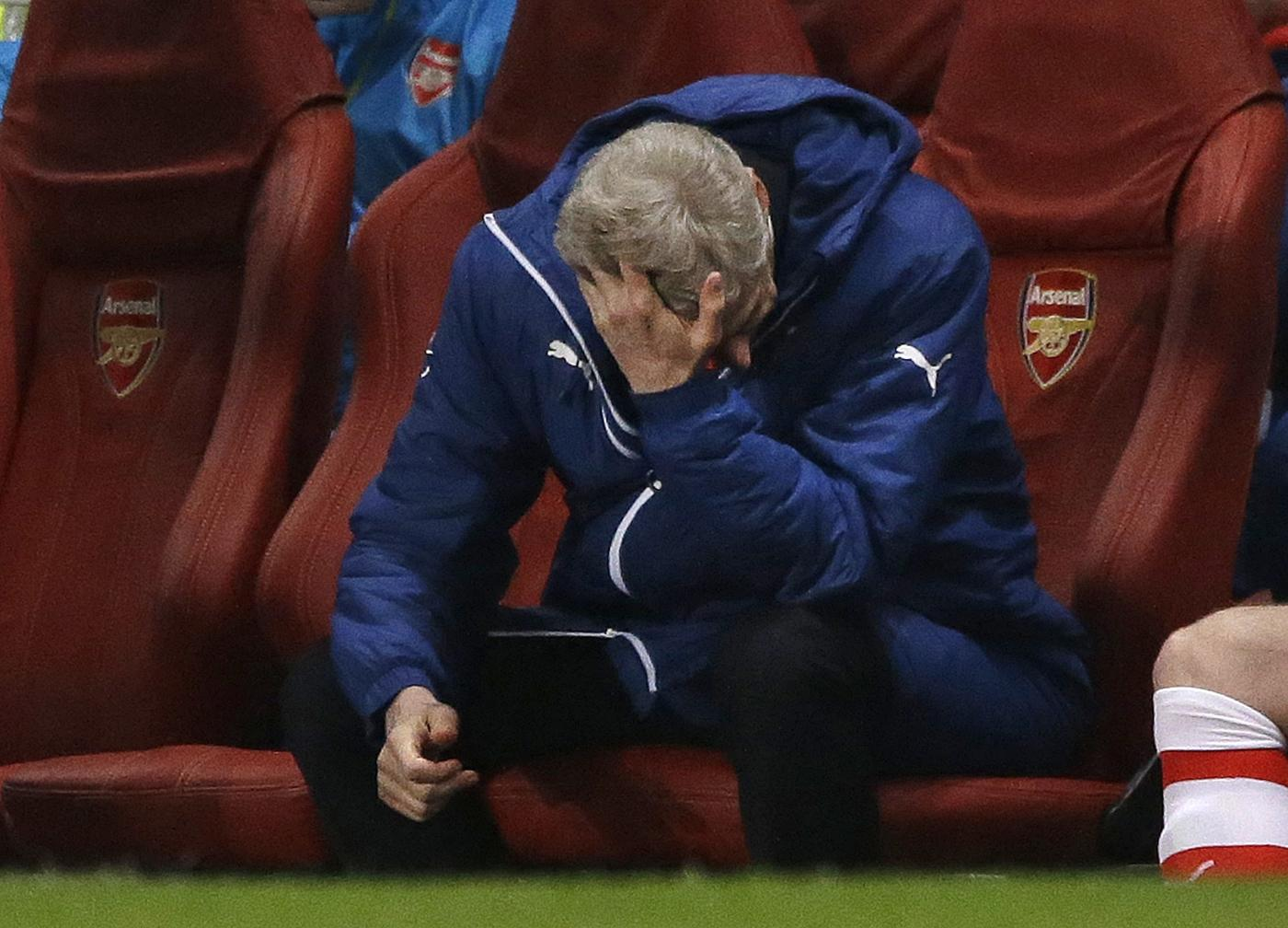 What would it actually take for Arsene Wenger to leave Arsenal?
