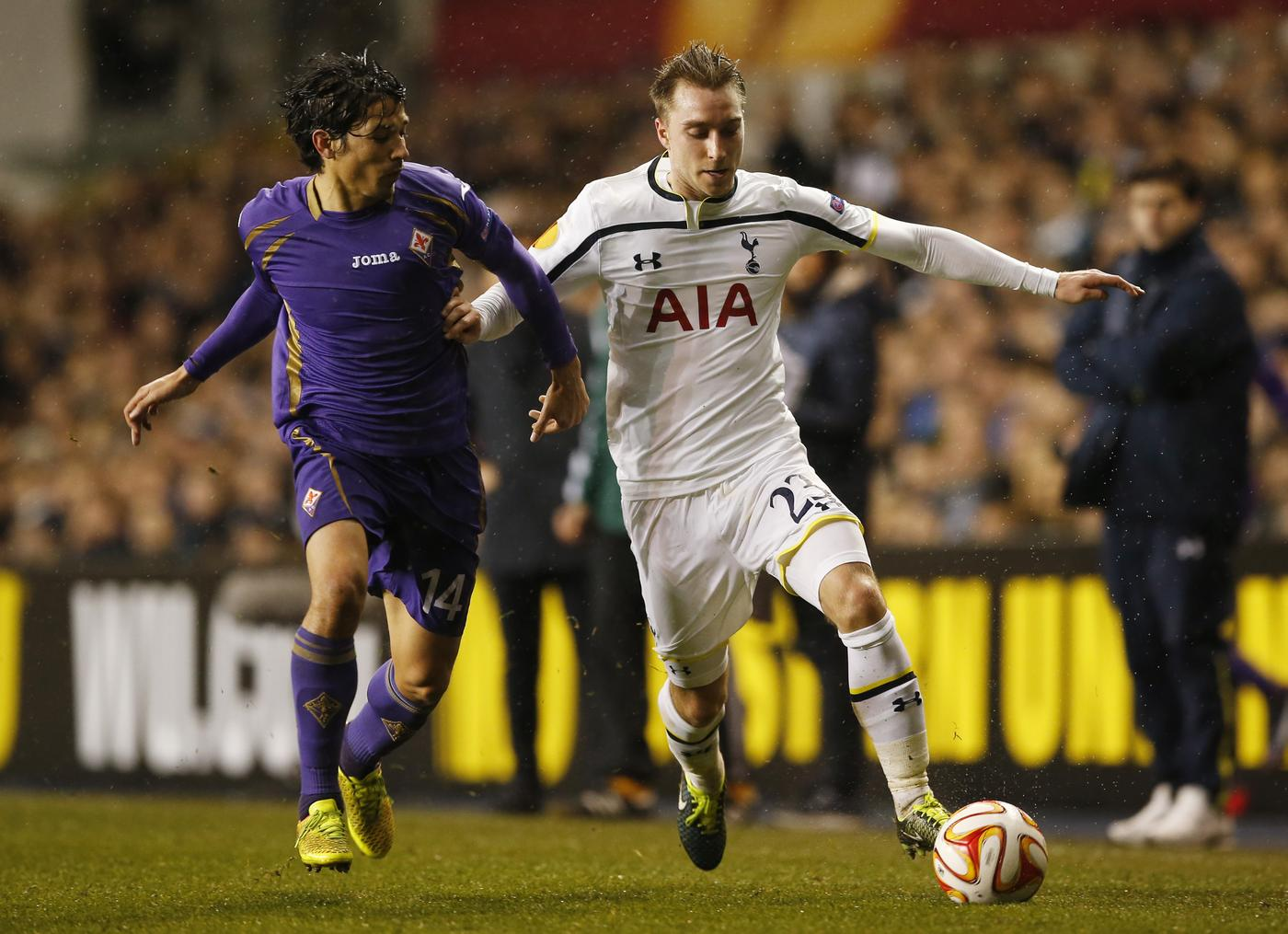 Christian Eriksen risks wrath of Mauricio Pochettino after claiming Frank de Boer would excel at Tottenham Hotspur