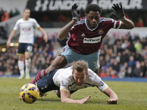 Did Harry Kane take a dive when winning Tottenham Hotspur a stoppage-time penalty against West Ham?