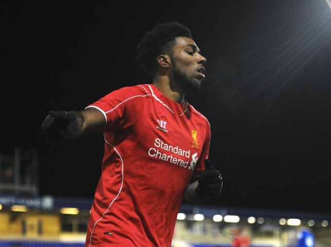 Jerome Sinclair should be above Rickie Lambert in Liverpool's striker ranks
