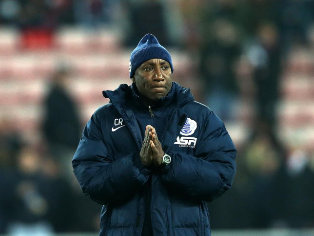 Could Chris Ramsey become QPR's 'dream manager'?