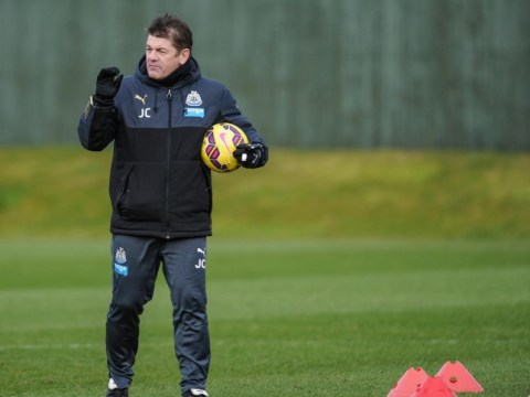 All bets are off: John Carver will be staying at Newcastle United for the long-term
