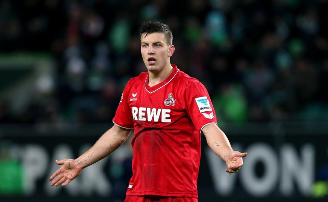 Tottenham Hotspur 'in talks to sign highly-rated FC Cologne defender Kevin Wimmer'