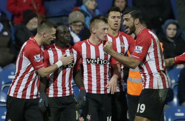 Two fixtures that could be vital for Southampton's Champions League hopes