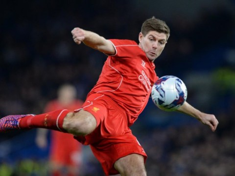 Liverpool captain Steven Gerrard tells Everton fans to 'bring it on' ahead of Merseyside derby