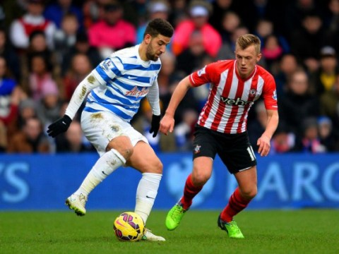 QPR's survival hopes hang in the balance after Charlie Austin's suspected broken foot