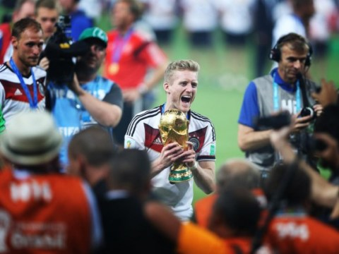 CONFIRMED: Chelsea midfielder Andre Schurrle completes transfer deadline day move to Wolfsburg