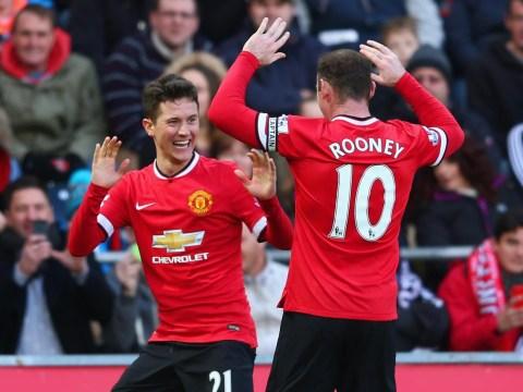 How will Manchester United line up against Sunderland?