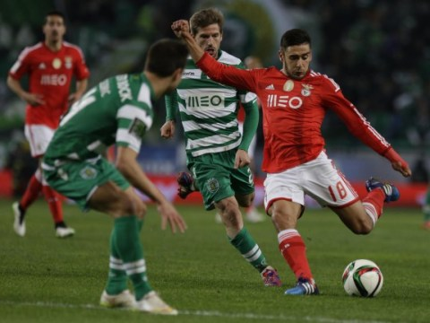 Liverpool 'keen to bring Benfica's Eduardo Salvio to Anfield this summer'