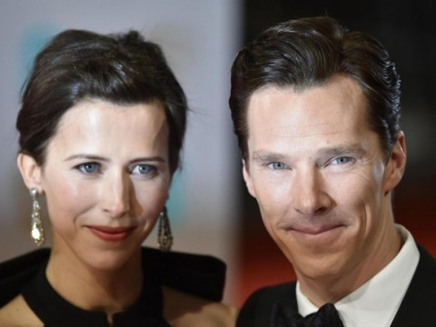 Benedict Cumberbatch 'weds Sophie Hunter in Isle of Wight on Valentine's Day'