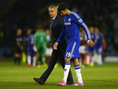 Diego Costa: Chelsea manager Jose Mourinho is similar to Atletico Madrid boss Diego Simeone