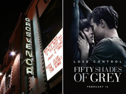 Man glassed by three women during Fifty Shades of Grey screening