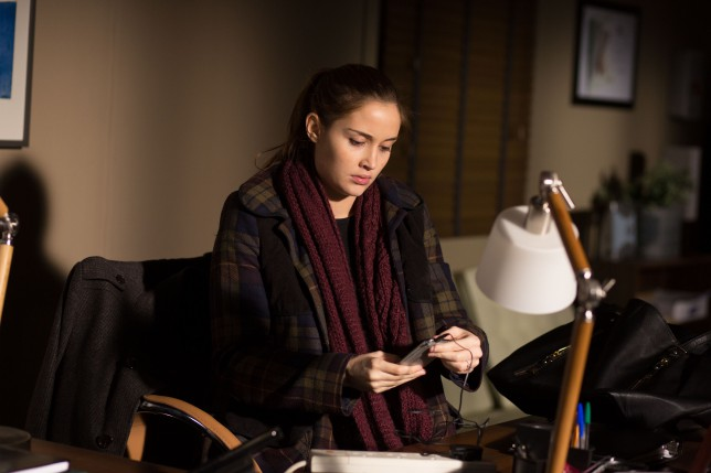 EastEnders spoilers: Is Lauren Branning pregnant – or is the pregnancy test Lucy Beale's?