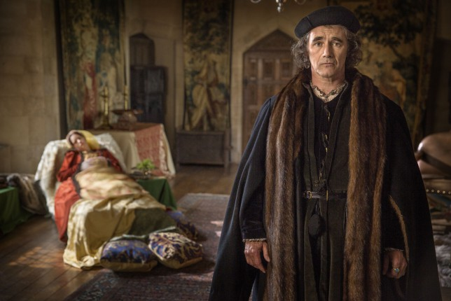 Wolf Hall, BBC, Mark Rylance, Claire Foy